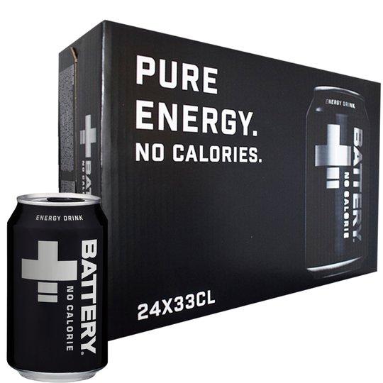 Energidryck No Calories 24-pack - 33% rabatt