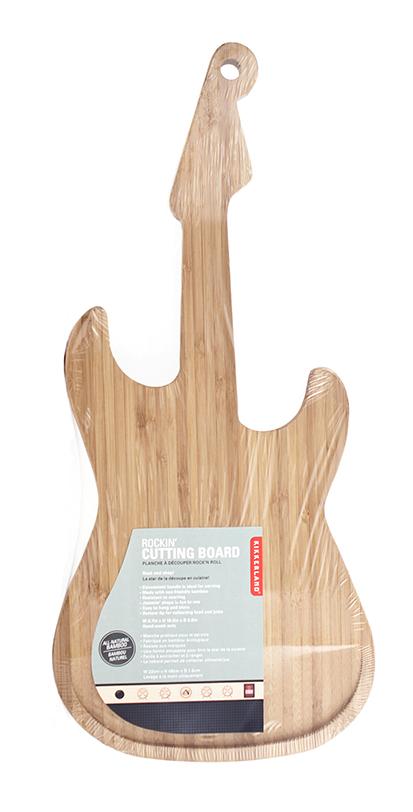 Bamboo Cutting Board Guitar (PM16)