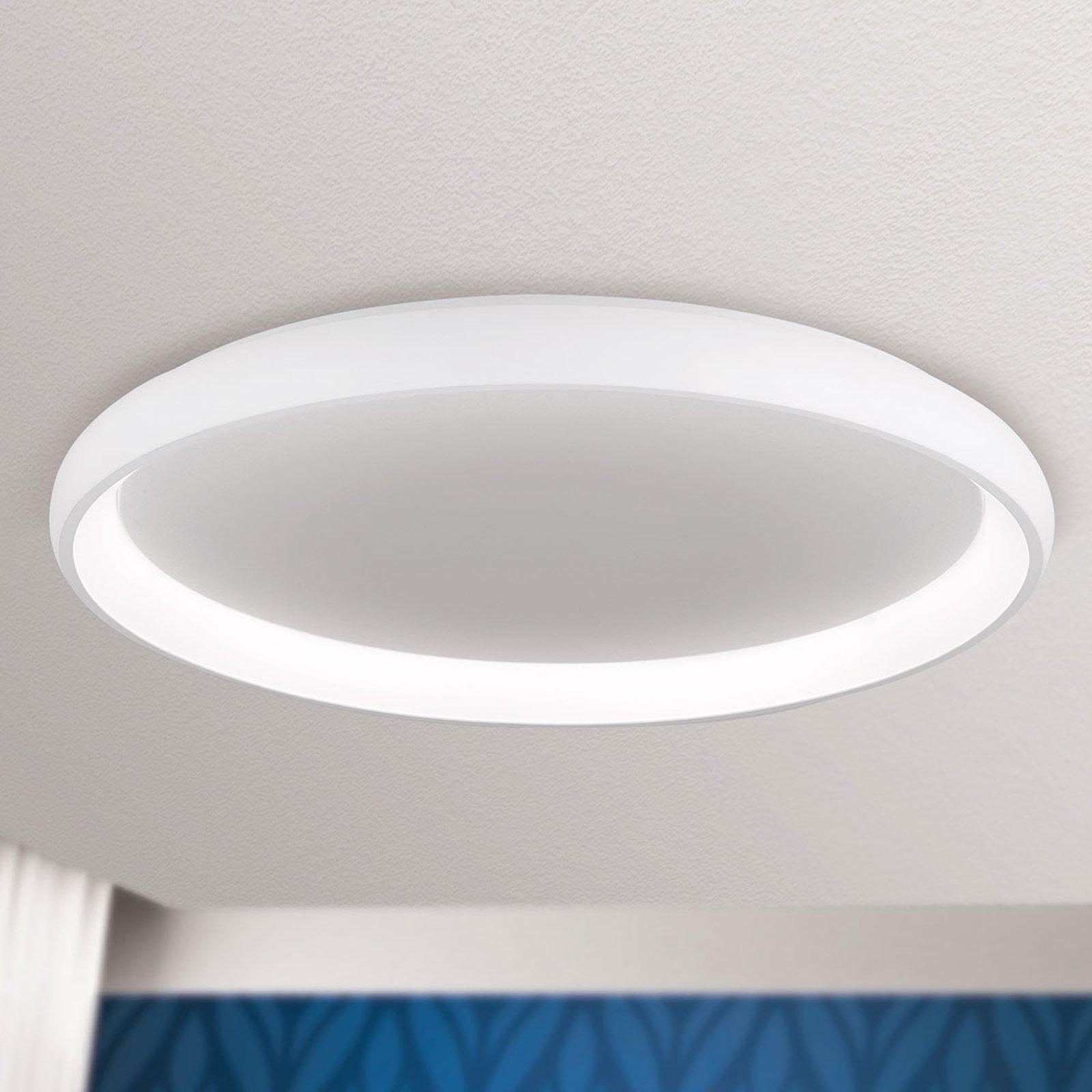 LED-taklampe Venur med lysstråling innenfor 81 cm