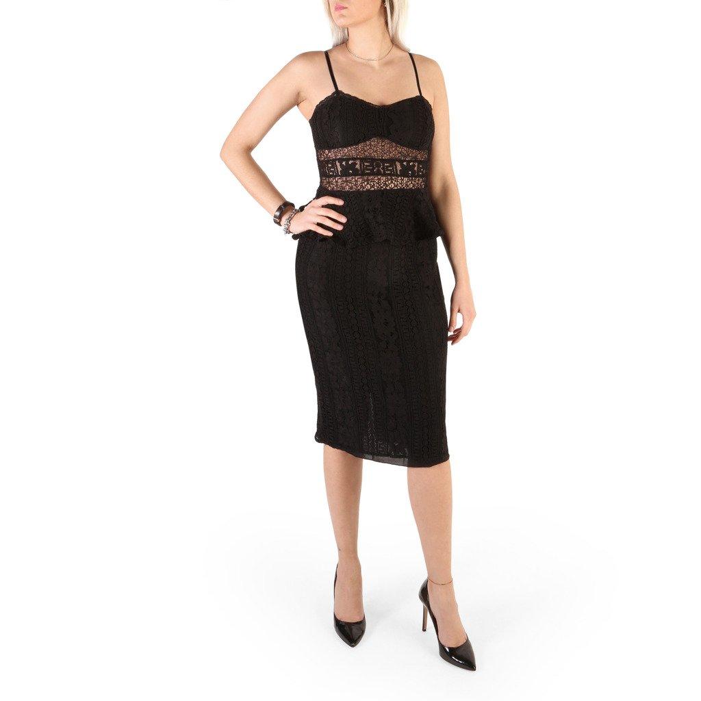 Guess Women's Dress Black 71G746 - black 38 US