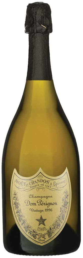 Dom Perignon 1996 Vintage Champagne 75cl