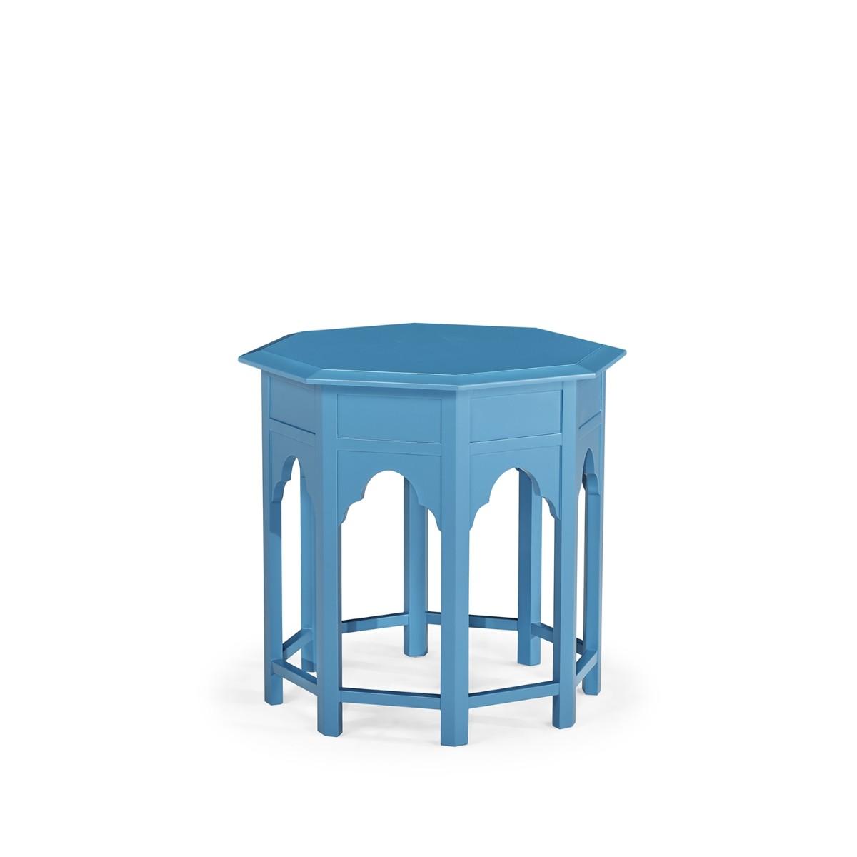 William Yeoward | Tanjina Side Table Peacock