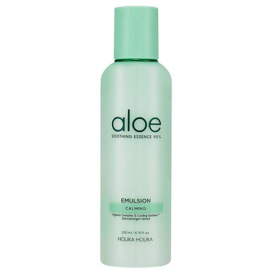 Aloe Soothing Essence 90% Emulsion, 200 ml Holika Holika Päivävoiteet