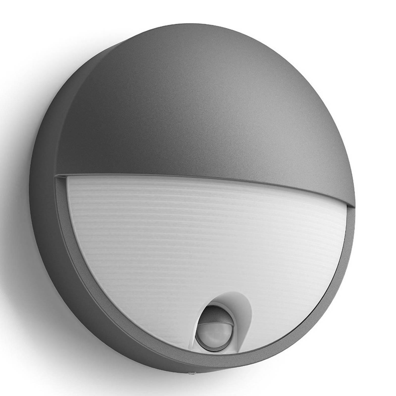 Capricorn – LED-ulkoseinävalaisin liiketunnist.