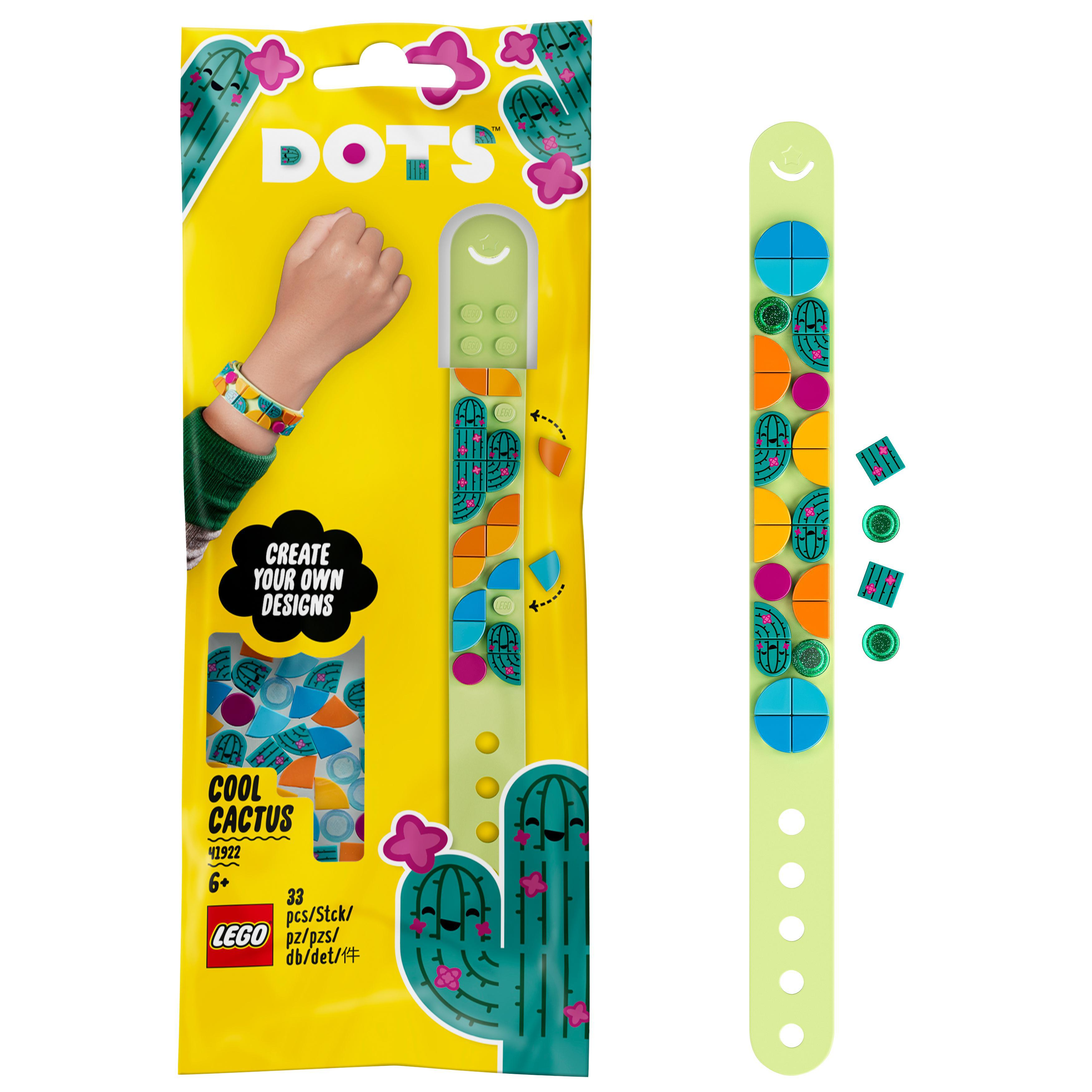 LEGO DOTS - Cool Cactus Bracelet (41922)