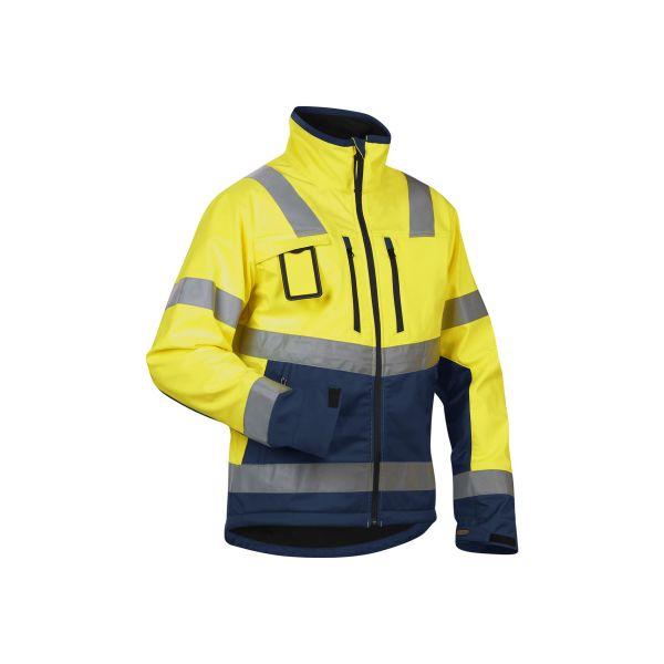 Blåkläder 490025173389L Vinterjacka funktionsjacka, svart, lättfodrad Stl XL