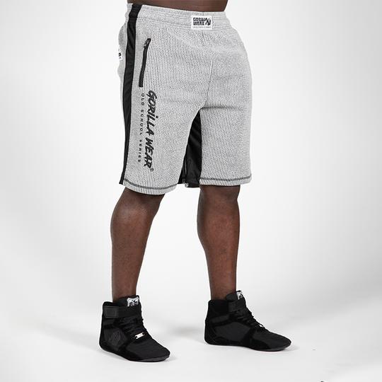 Augustine Old School Shorts, Grey