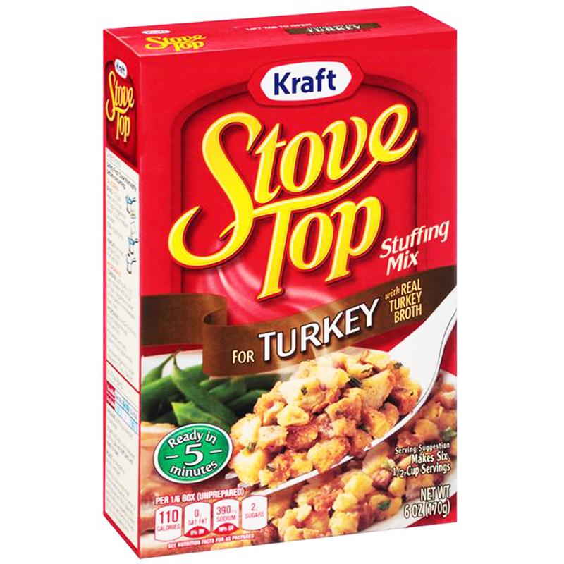 Kalkon- & Kycklingfyllning 170g - 64% rabatt