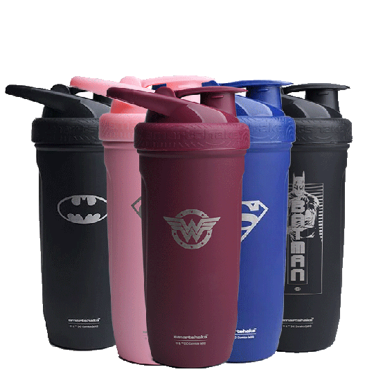 DC Comics Reforce Stainless Steel
