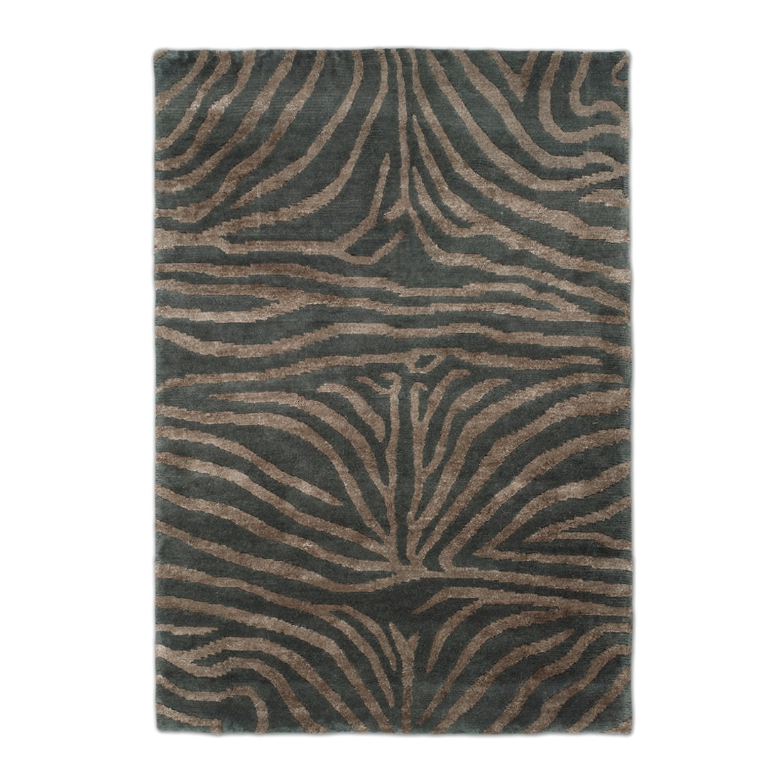 Zebramatta taupe 200 x 300 cm, Classic Collection