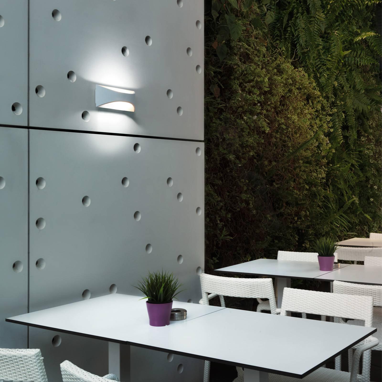LEDS-C4 Venus utendørs LED-vegglampe
