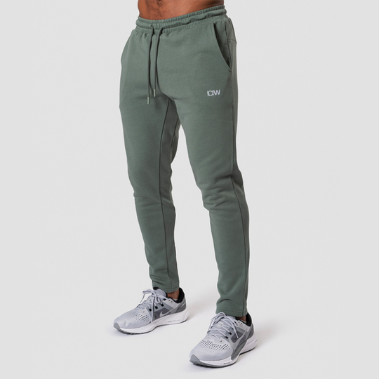 Essential Joggers, Racing Green