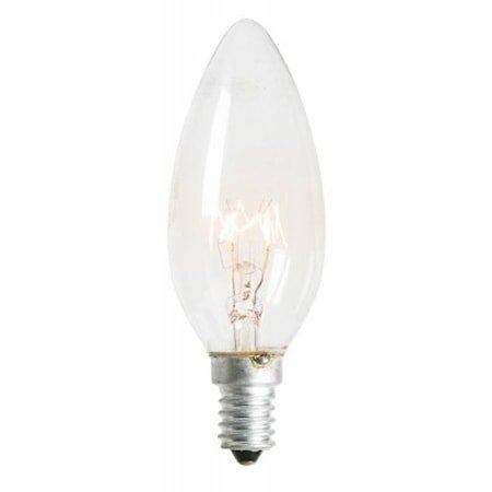 LB chandelier clear E14 10W