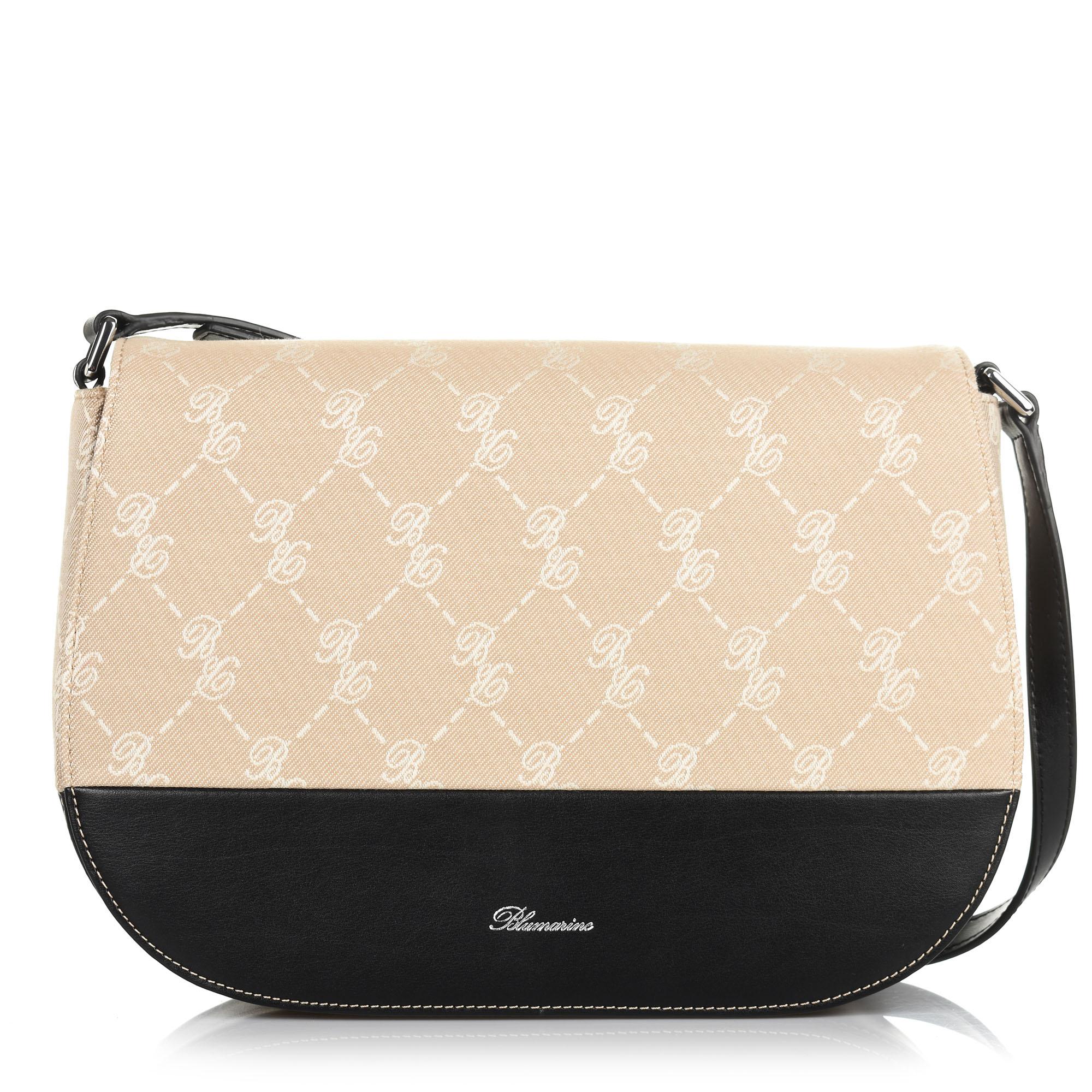 Blumarine Women's Shoulder Bag Black BL1421513