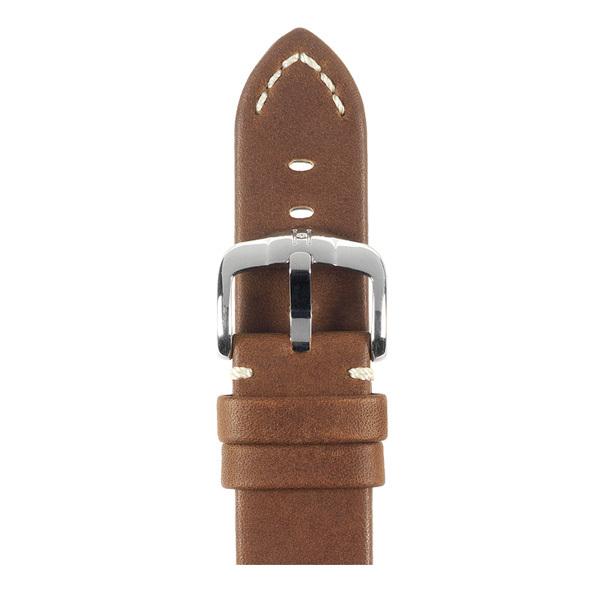Hirsch Ranger 18mm Large Guldbrun/Silver 05402070-2-18