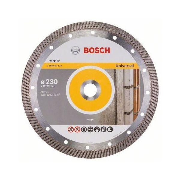 Bosch Expert for Universal Turbo Diamantkappskive 230x22,23mm
