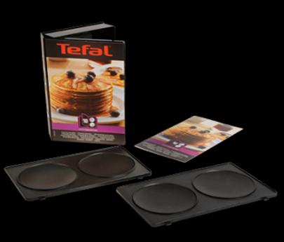 Tefal - Pancake Set For Snack Collection Box 10 (XA801012)