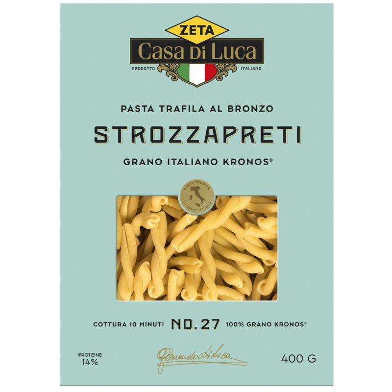 Pasta Strozzapreti - 18% rabatt