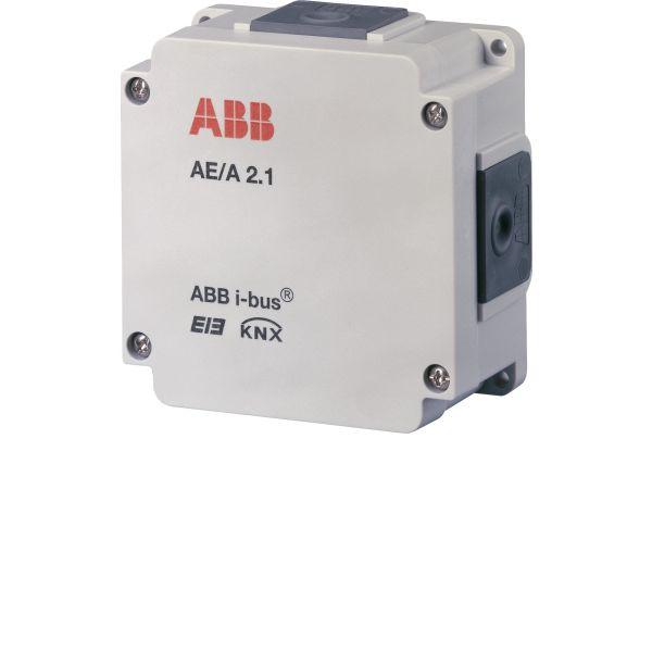 ABB 2CDG110086R0011 Analogiavastaanotin 2 kanavaa KNX, IP54