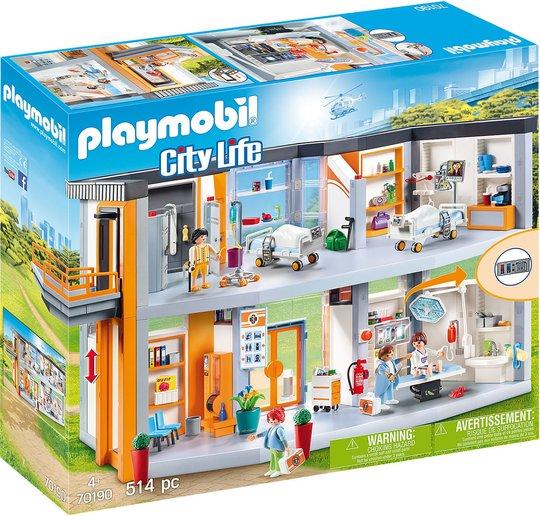 Playmobil 70190 Stort Sykehus