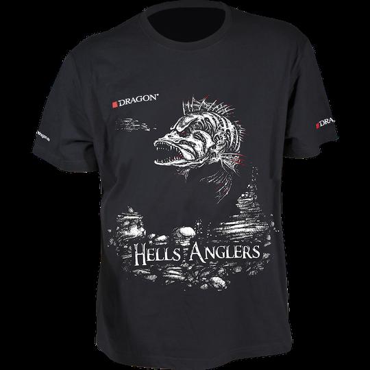 Dragon Hells Anglers abborre T-shirt