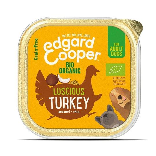 Edgard & Cooper Dog Ekologisk Kalkon 100 g
