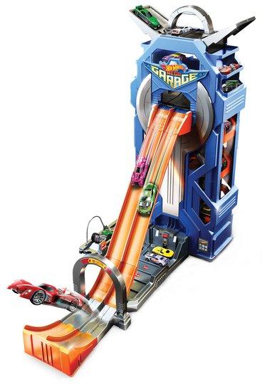 Hot Wheels Mega Garage Play Set