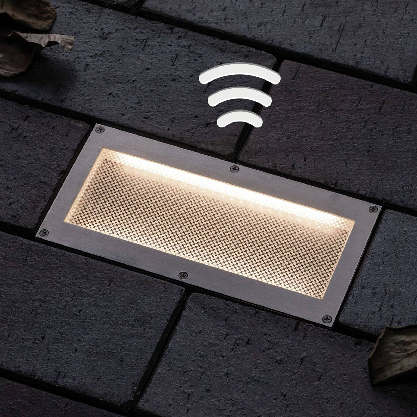 Paulmann aurinkokäyttöinen LED-spotti Aron 20x10cm