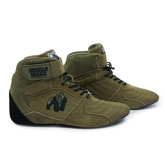 Perry High Tops Pro, Army Green