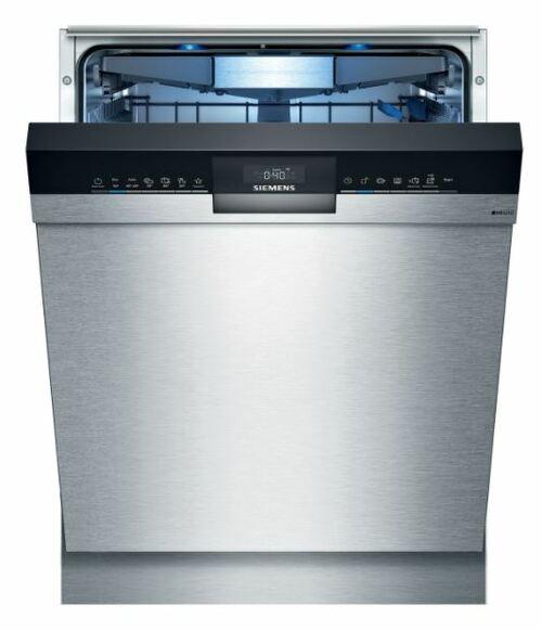 Siemens Sn45zs10cs Underbygg. Diskmaskin - Rostfritt Stål
