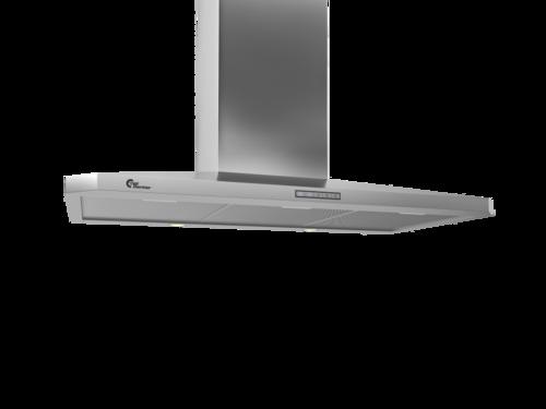 Thermex Decor 787 90 Cm Rf U/motor Vägghängd Köksfläkt - Rostfritt Stål