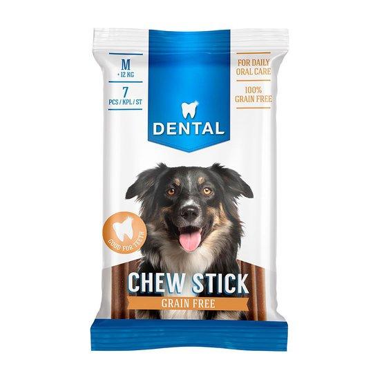 Dental Spannmålsfri Tuggpinne Multipack Medium (7-pack)