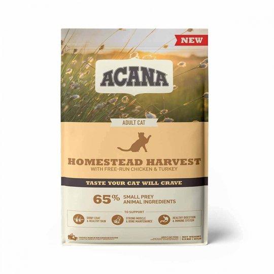 Acana Cat Adult Homestead Harvest (4,5 kg)