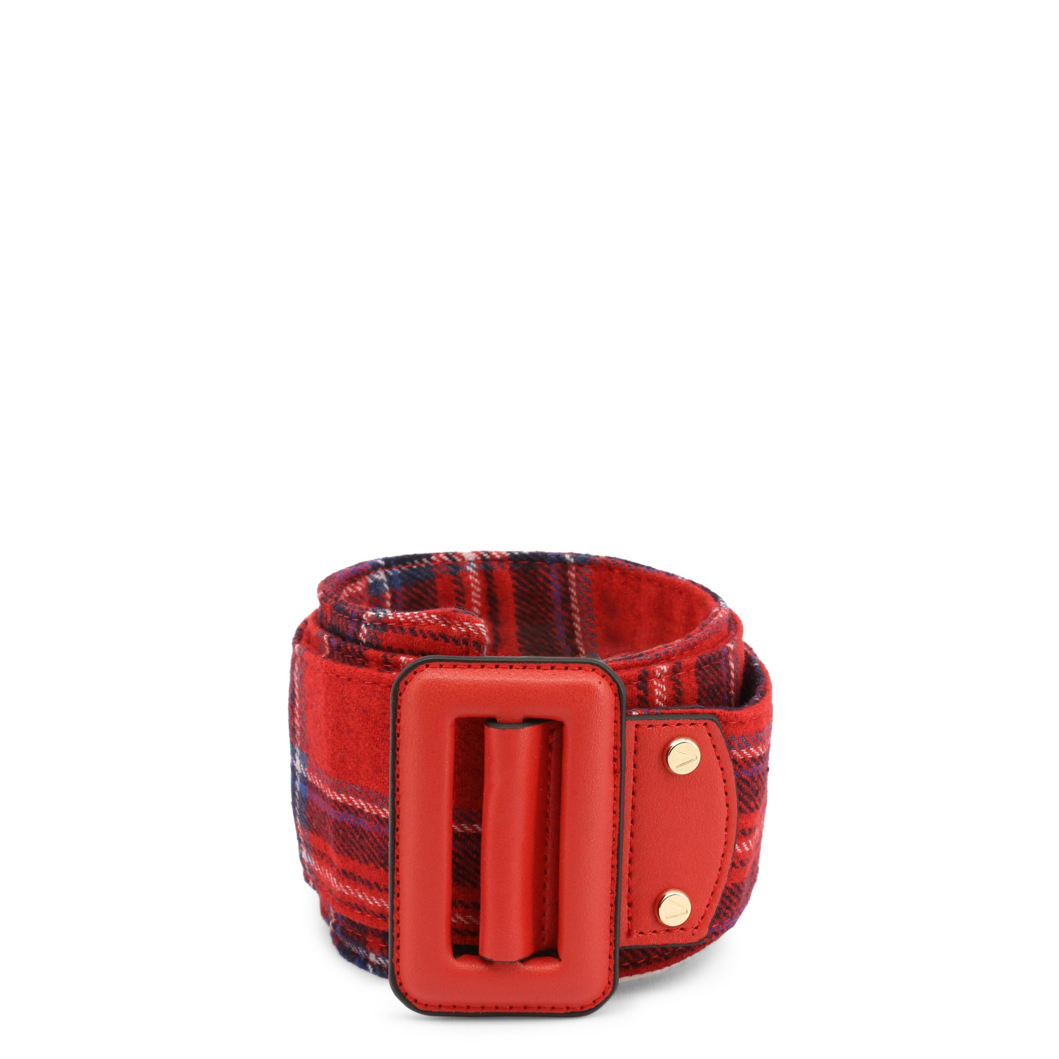 Valentino by Mario Valentino Women's Belt Various Colours ALIEN-VCS2DO56T - red NOSIZE