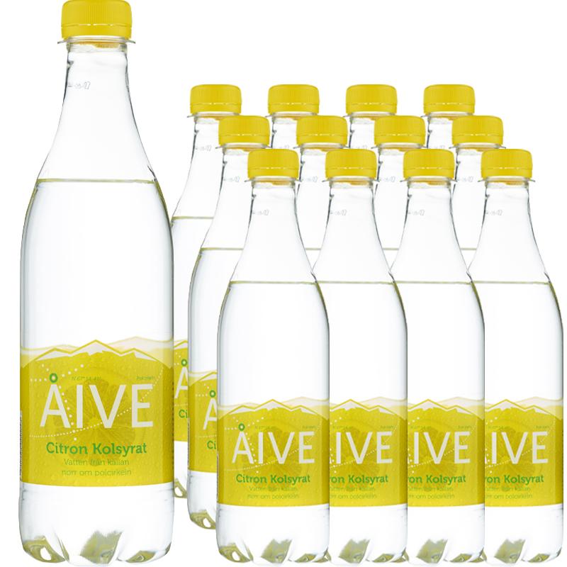 Kolsyrat vatten Citron - 43% rabatt