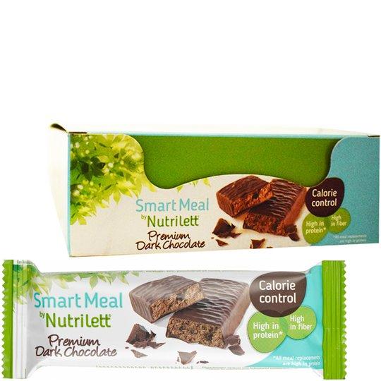 "Hel Låda Mealbars ""Dark Chocolate"" 15 x 60g - 50% rabatt"