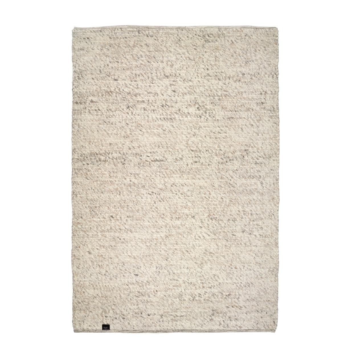 Ullmatta Merino beige 140 x 200 Classic Collection