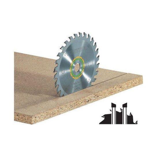 Festool W60 Sahanterä yleismalli, 260 x 2,5 x 30 mm