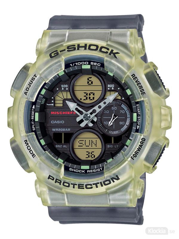 Herrklocka CASIO G-Shock Basic GMA-S140MC-1AER