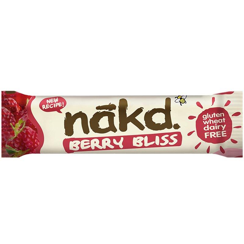 Raakapatukka Berry Bliss - 20% alennus