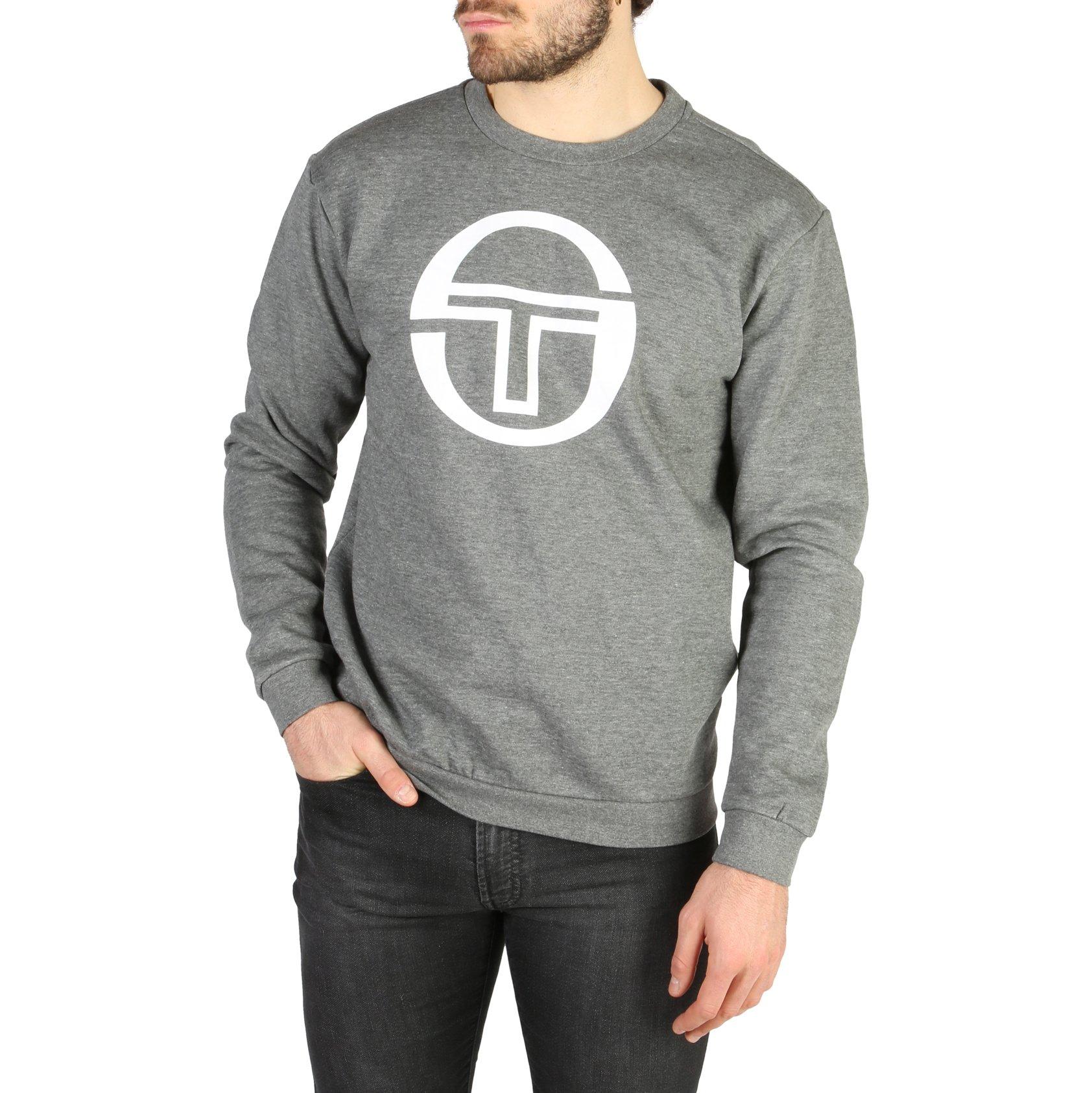 Sergio Tacchini Men's Sweatshirt Various Colours 103-10005 - grey S
