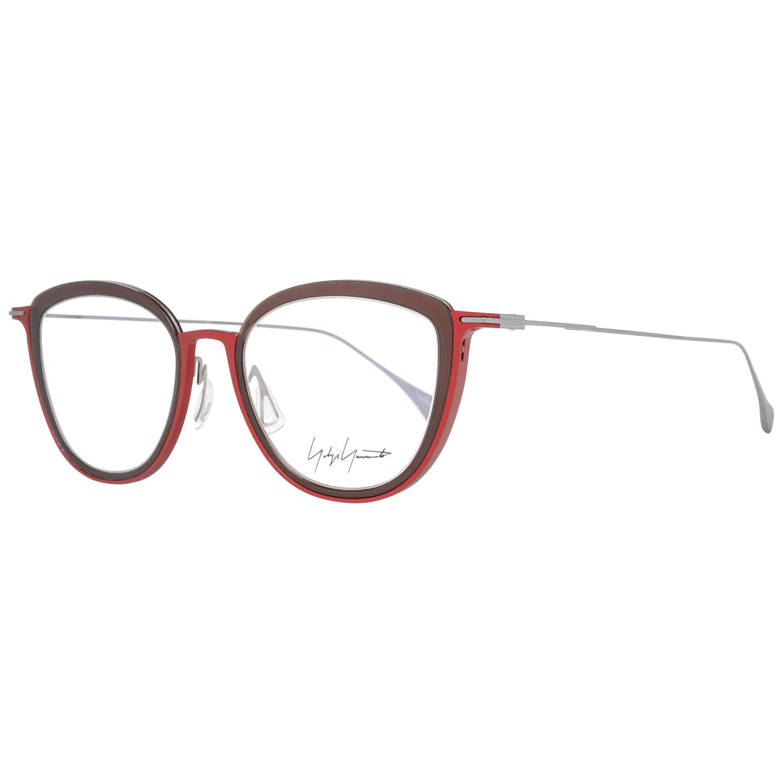 Yohji Yamamoto Women's Optical Frames Eyewear Purple