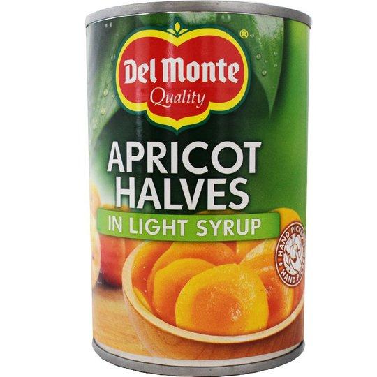 Aprikoosinpuolikkaat sokeriliemessä - 36% alennus