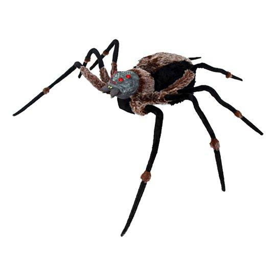 Gigantisk Spindel med Lysande Ögon Prop