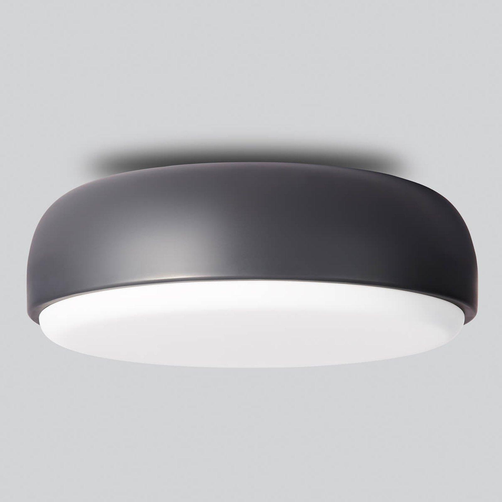 Rund designertaklampe Over Me, 40 cm