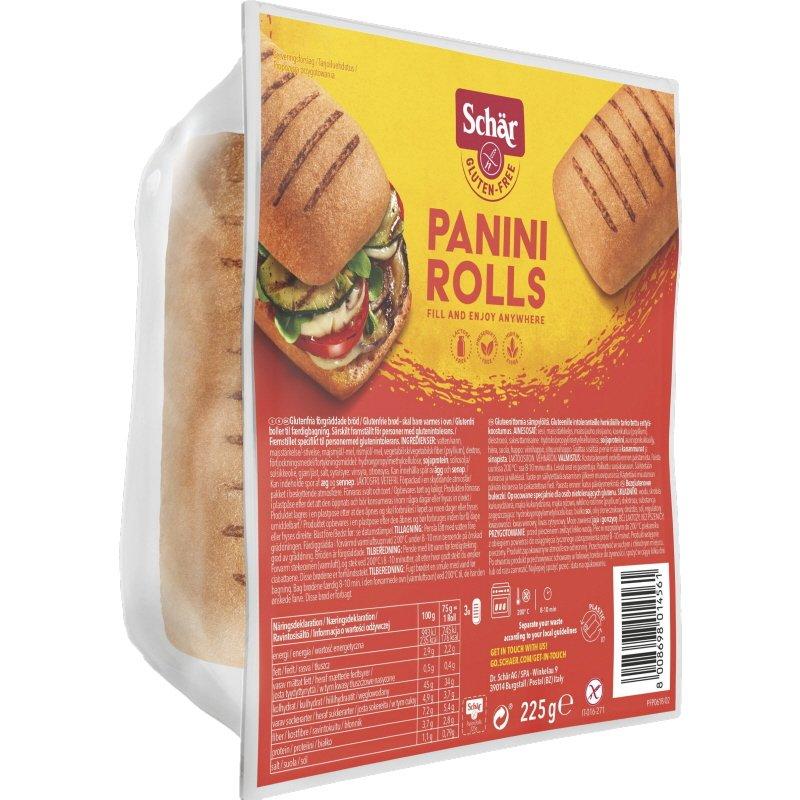 Bröd Panini - 51% rabatt