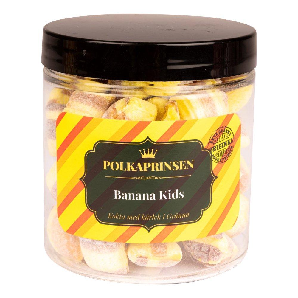 Polkaprinsen Banana Kids