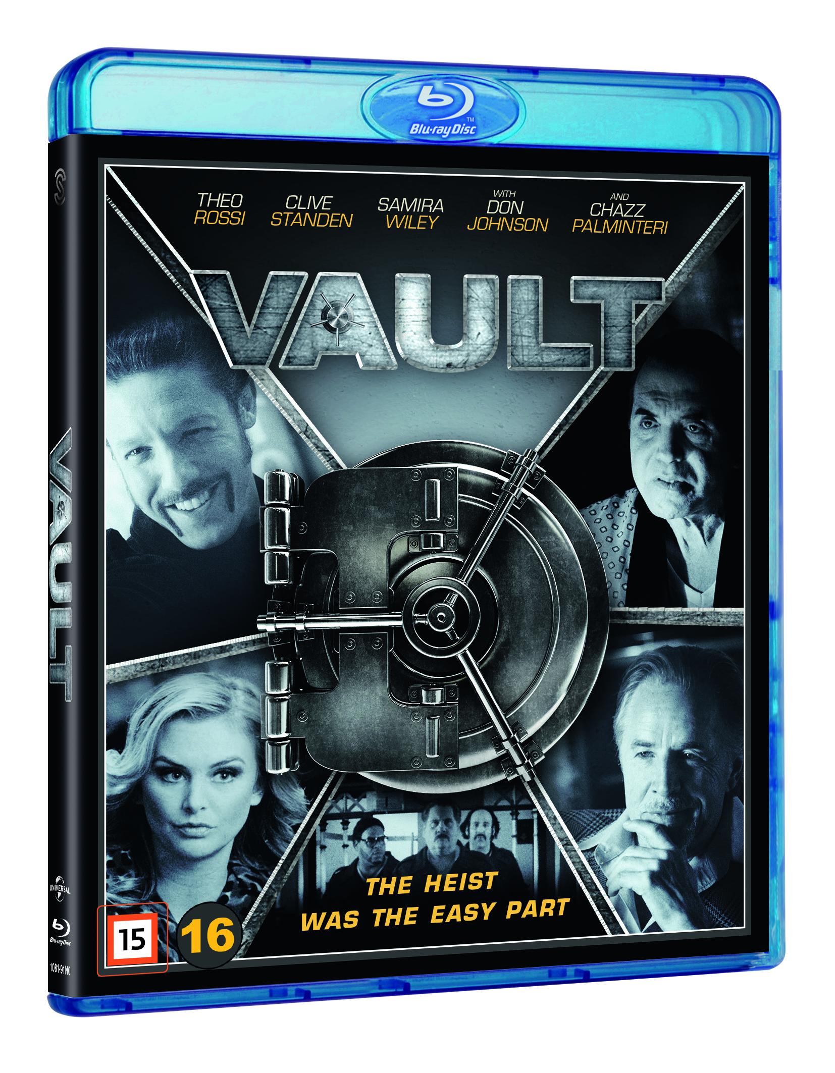 Vault - Blu ray