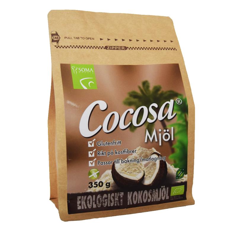 Cocosa mjöl 350g - 35% rabatt