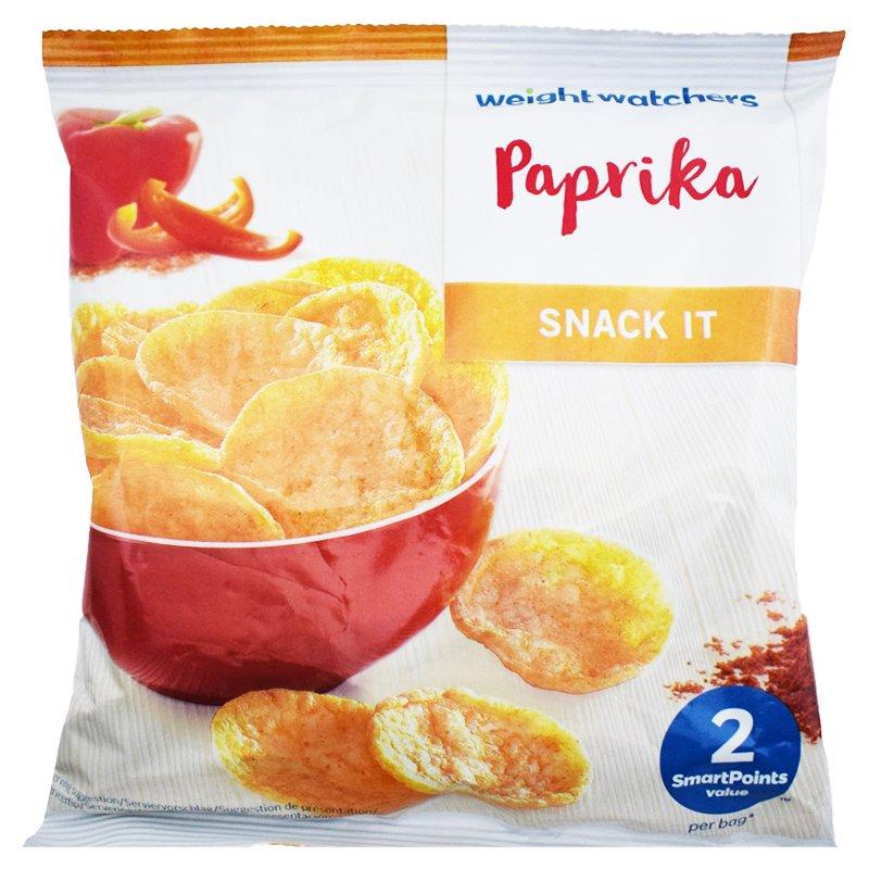 Viktväktarna Chips Paprika 20g - 33% rabatt